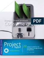 Energy-efficient products - Consume green