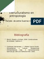 Estructuralismo en antropología nutricion