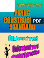 4.0 - Piping Construction Standard (PS)