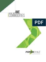 Informe sobre Commodities