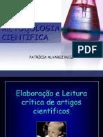 Artigos Ptrícia Ruiz metodologia científica