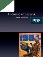 Los 80 en España