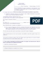 Guía de Trabajo de Papelucho Detective