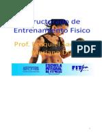 Los Ejercicios en El Proceso de Entrenamiento Mariano Diaz (1) (1)