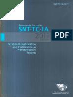 SNT -TC-1A 2011 PDF
