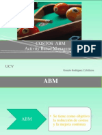 Costos Abm ABC PDF
