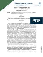 Ley 34/2015 Modificación de la Ley General Tributaria