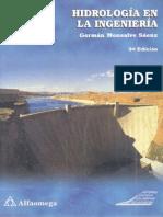 Hidrologia en La Ingenieria