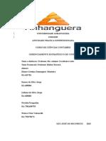 ATPS -Gerenciamento Estrategico de Custos