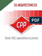 Acabados Pinturas CPP