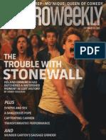 Metro Weekly - 09-24-15 - Stonewall