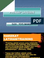 (Pp) Prinsip Latihan universitas negeri jakarta