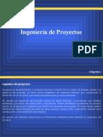 Introducción de Ingeniería de Proyectos 1 26-08-2015