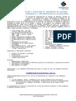 Seleccion de Personal UG - Fabrica de Software - JULIO2015 - Integrity Solutions