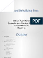 building and rebuilding trust - practicum presentation - version 3  1