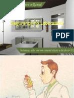 Materiais - Segurança no Laboratório