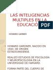 Las Inteligencias Multiples en La Educación
