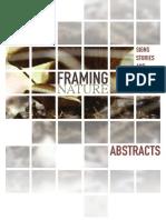 Framing Nature Abstracts 15042013