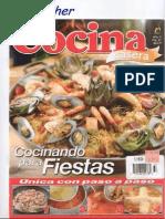 Cocina Casera Nº 37 – Cocinando Para Fiestas
