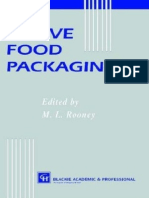Active Food Packaging. M. L. Rooney