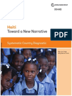 #Haiti - Toward a new narrative