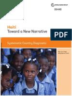 #Haiti - Toward a new narrative