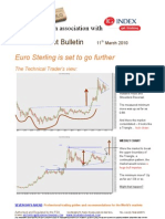 Euro Sterling Set to Go Further for IG