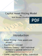 Capital Asset Pricing Model pptx