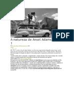 A Natureza de Ansel Adams