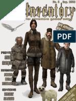 Inventory 8 - September 2003