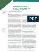 BI StrategyTips Deloitte