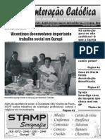 Jornal Interação Catolica - 4ª Edição - Março/2010