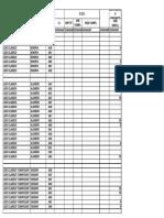 Prospetto Disponibilità II Grado 2011 -12