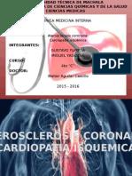 Aterosclerosis Coronaria y Cardiopatia Isquemica