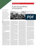 Jardines Comunitarios Le Monde