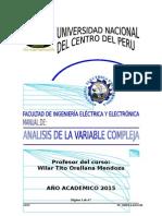 Manual Analisis de La Variable Compleja2013