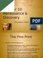 Renaissance & Beyond