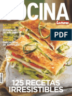 Revista Cocina Fácil Febrero 2015