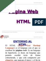Ses3 Pagina WebHTML