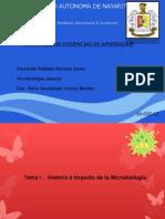 Microbiologia Mariana