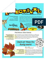 Insect Fesival Flyer