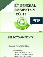GRUPO III - LA LEY GENERAL DEL AMBIENTE N° 28611.pdf