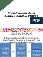 Socialización de La Política Púlllllllllllica ENIPLA