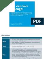 Charles Schwab - Chicago Economic Survey