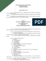 Regimento Interno - Câmara Municipal de Vereadores de Ametista do Sul