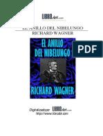 Wagner, Richard - El Anillo de Nibelungo