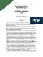 Normativ Gospodarire Ape 28-06-2006