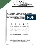 TESIS DE METODOLIGIA DE PALNEACION Y CONTROL DE PROYECTOSTovar_Nicoli_Jorge_Alberto_45042.pdf