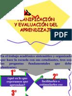 Planificar y Evaluar Por Competencias