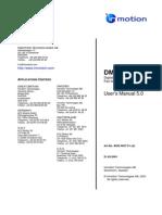 Inmotion (Atlas Copco) DMC2 User's Manual